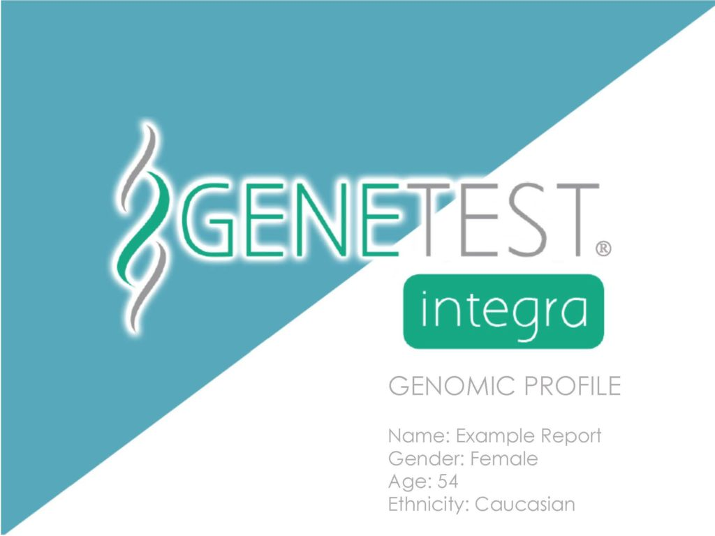 Genetic Predisposition Cover